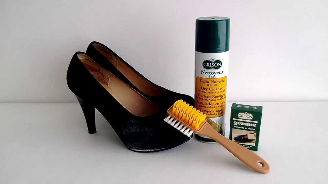Как правильно ухаживать зазамшевой обувью