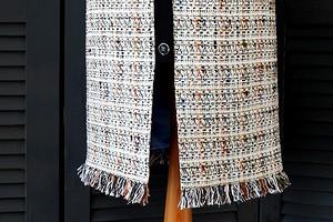 Тесьма с бахромой: декор в стиле Шанель своими руками