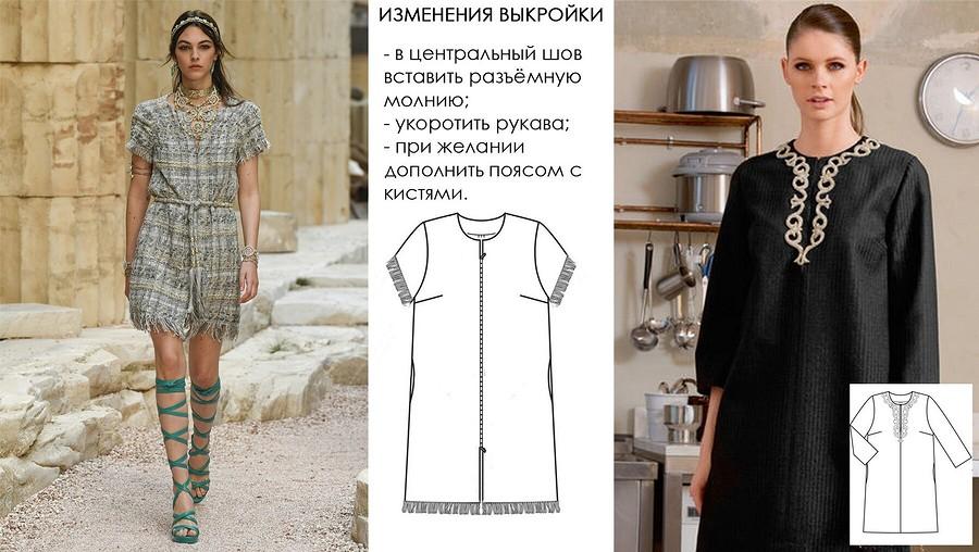 Тесьма сбахромой: декор встиле Шанель своими руками