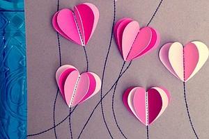 Как сделать красивые валентинки своими руками: 7 идей с мастер-классами