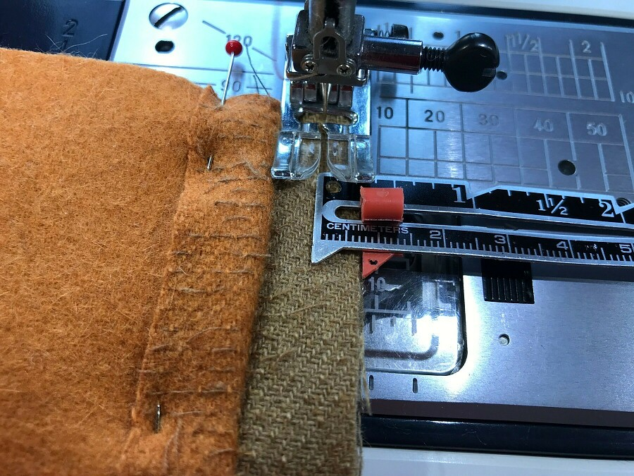 Без лица: обработка швов исрезов визделиях издвухслойной ткани