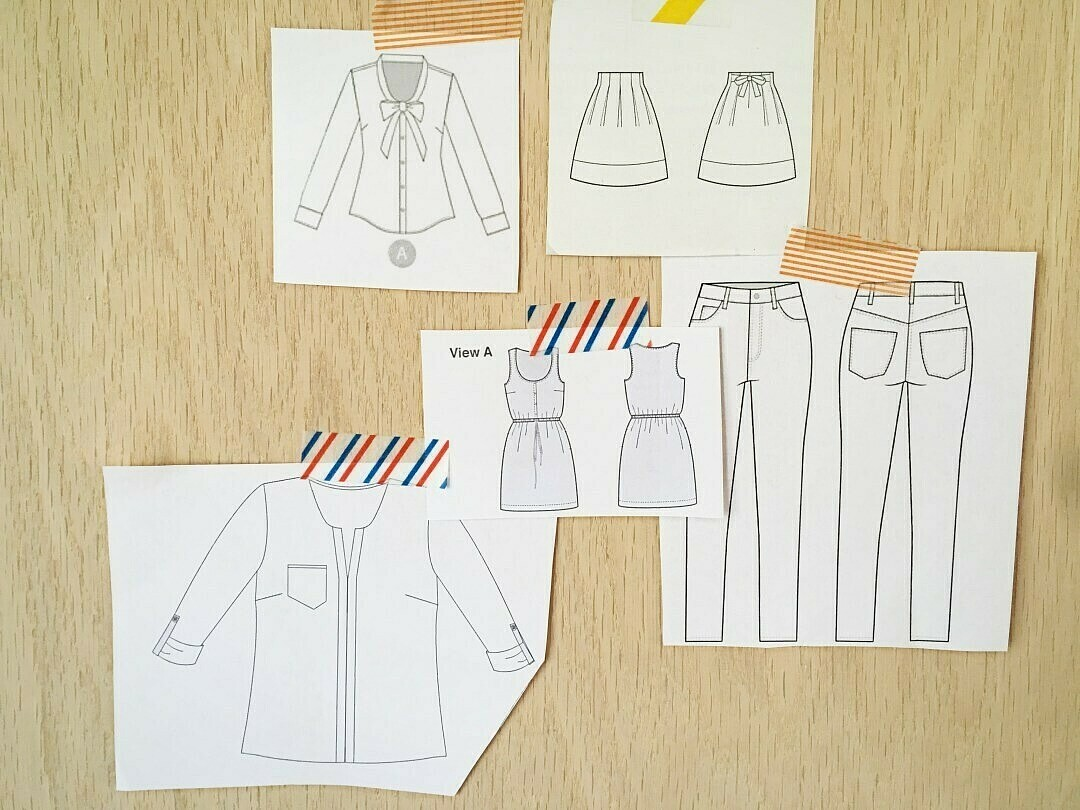 Как работа вмагазинах одежды заставила научиться шить: instagram недели