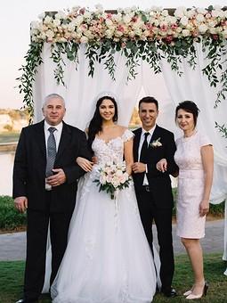 Работа с названием Платье для мамы невесты