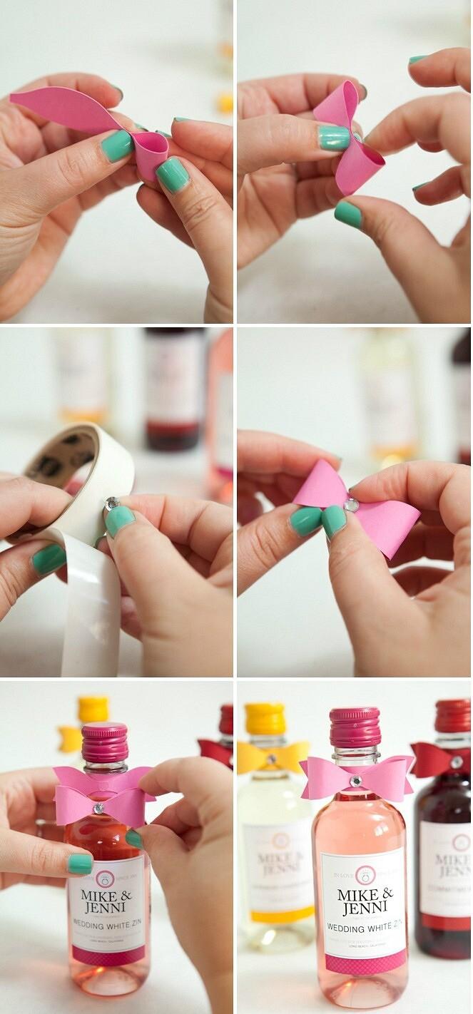 Как украсить бутылку: 10 идей имастер-классов