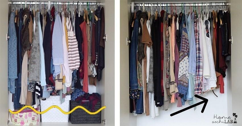 Как разобрать гардероб пометоду Мари Кондо
