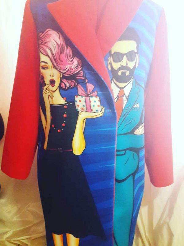 Пальто #моябаза