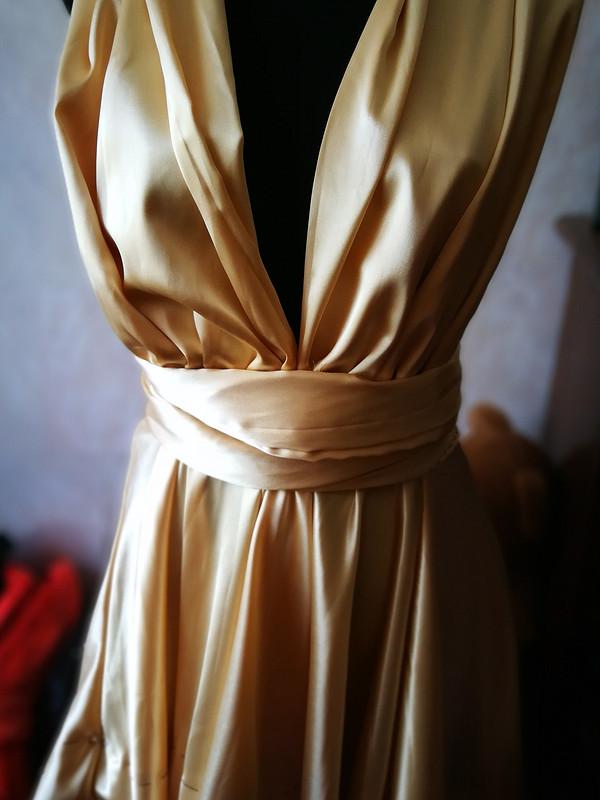 Летнее платье трансформер