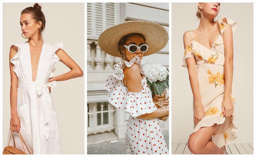 6 главных платьев весны-2019