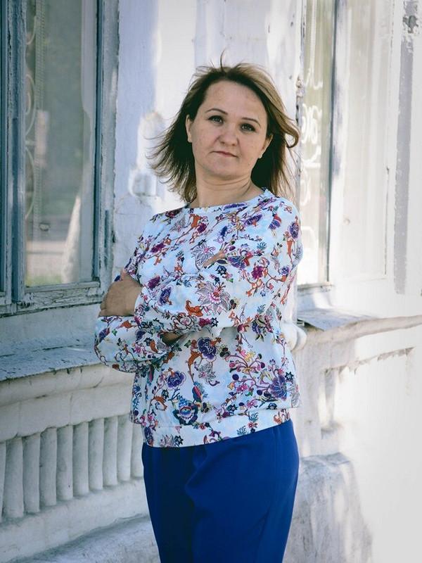 Блузка от Nataschechka