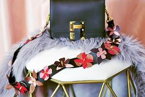 Кожаный сменный ремень для сумки: мастер-класс