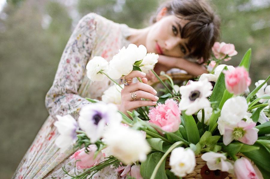 Цветочное настроение: топ-14 лучших весенних платьев отBurda