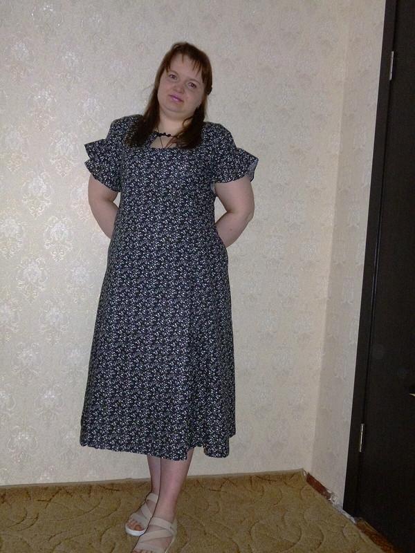 Одна выкройка - три платья