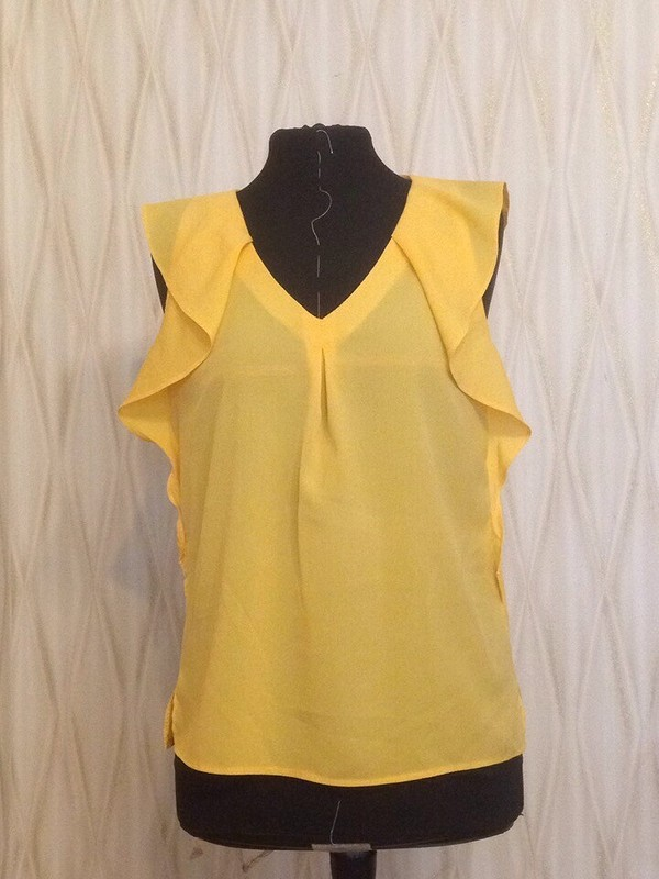 Блузка солнышко! от natulya_86