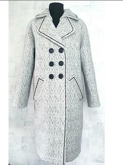 Работа с названием Первое пальто