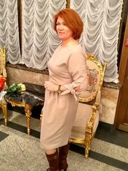 Работа с названием Платье желанное