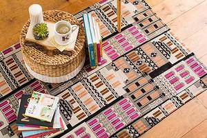 Простой тканевый коврик: 3 варианта с мастер-классами