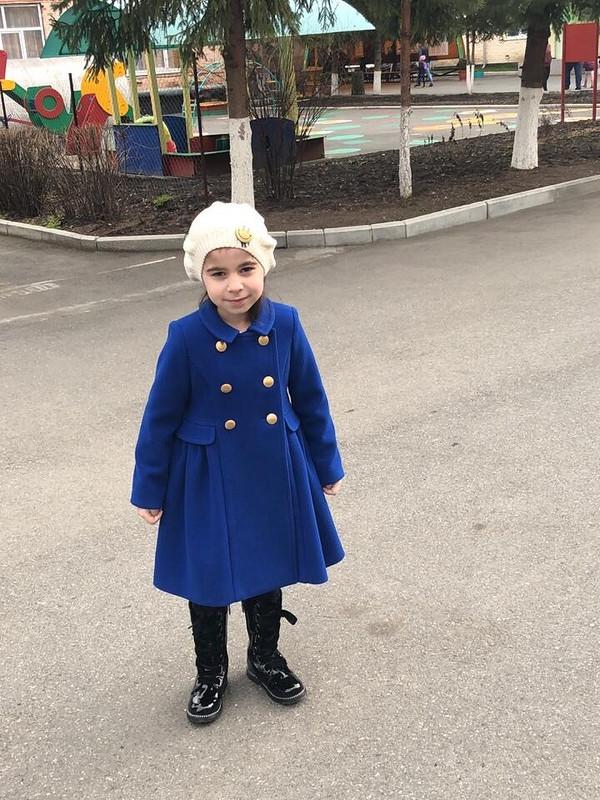 Детское пальто.