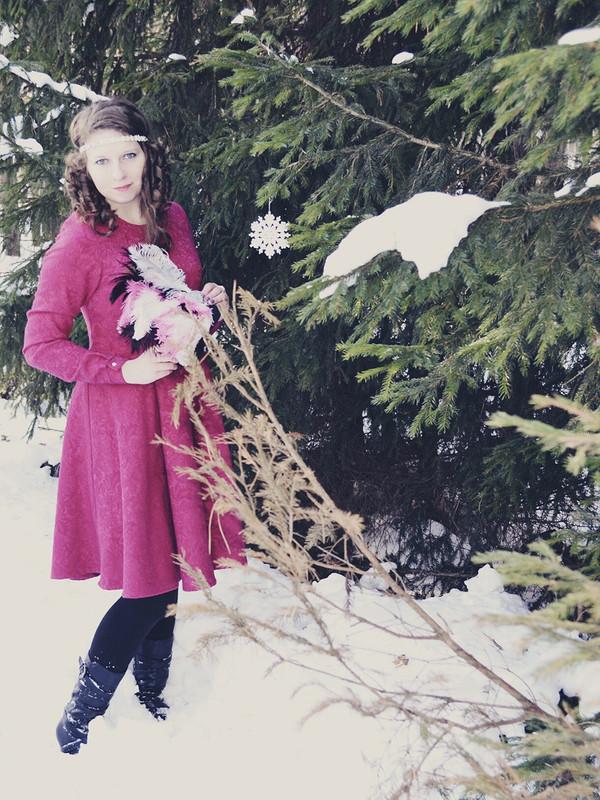 Новогоднее платье от -_-Ekaterina-_-