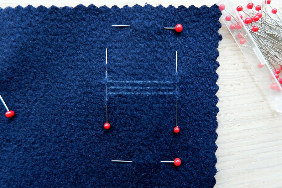 Как выполнить петли нашвейной машинке безспециальных приспособлений