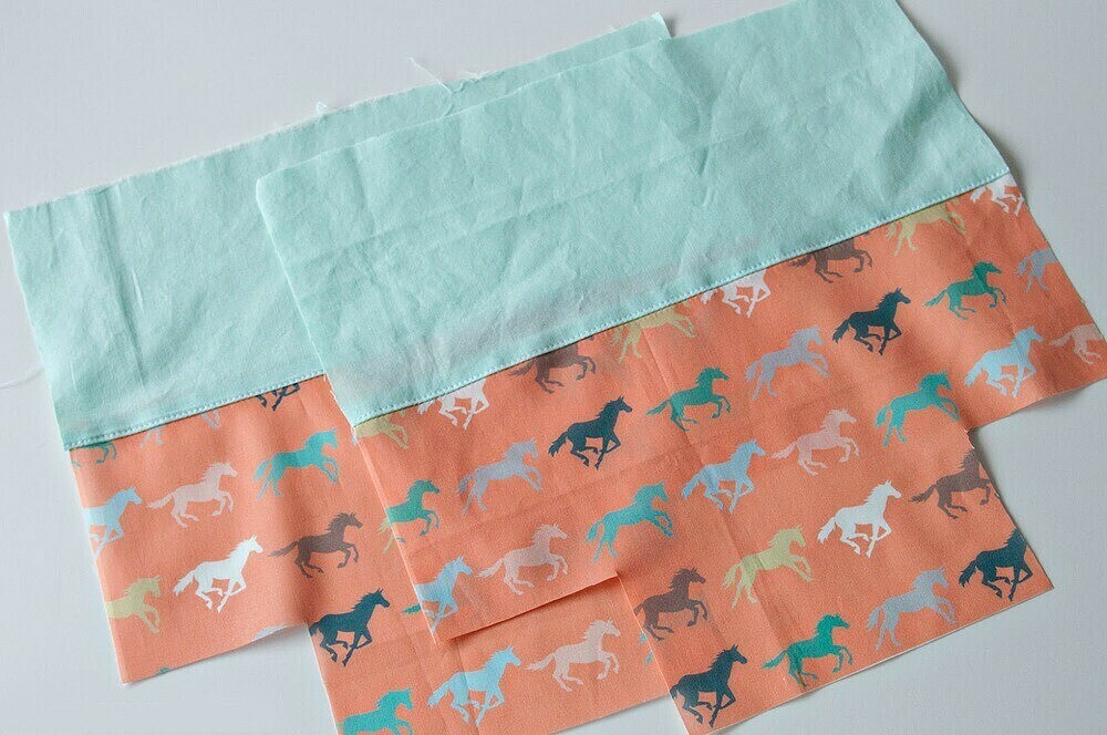 Сумочка-мешок сподкладкой длярукоделия: мастер-класс