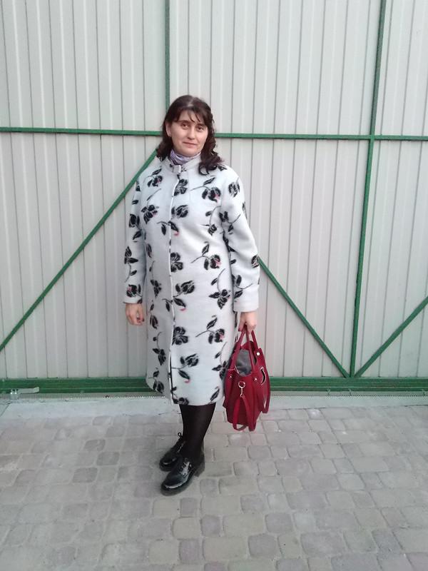 Пальто излодена от janni