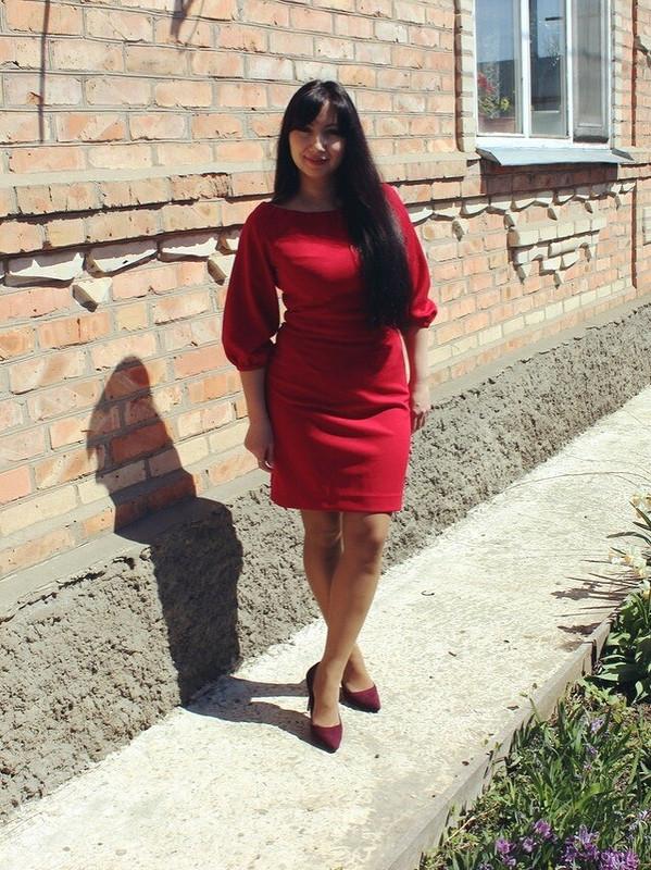 платье кармен