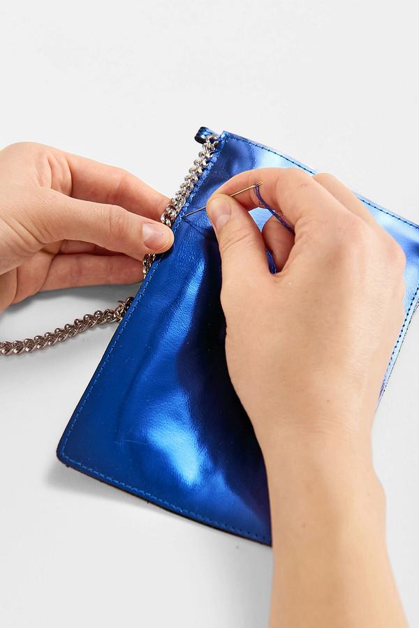 Мини-формат: сумочка-кошелёк нашею