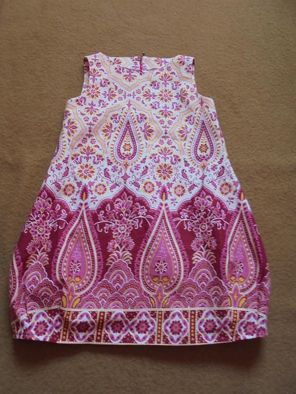 Платье сюбкой «баллон»