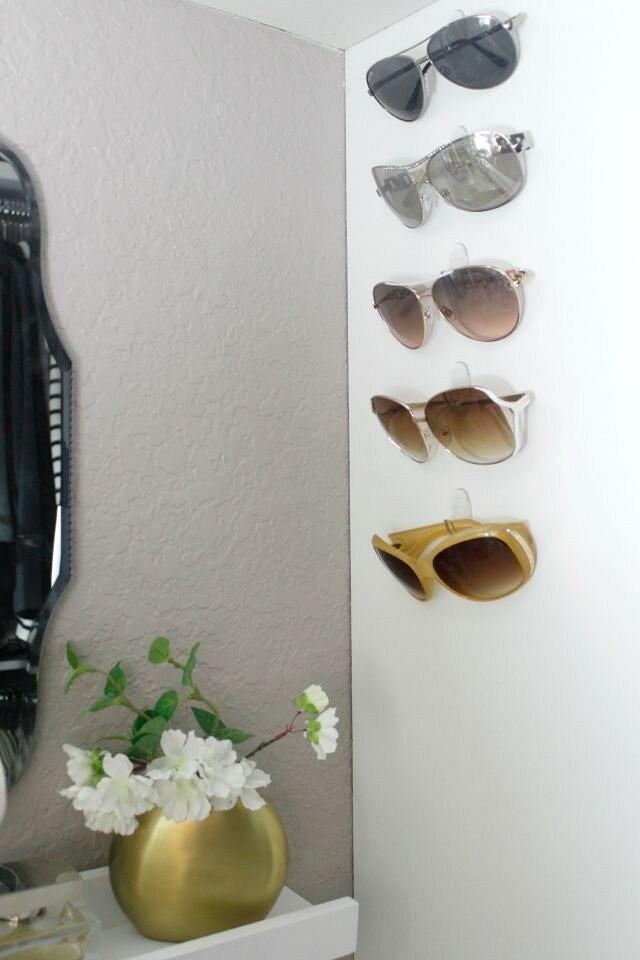 Как хранить солнцезащитные очки: 10 идей синструкциями