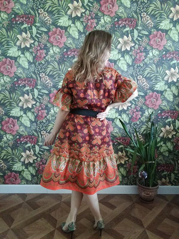 Платье веселенькое от Таниша