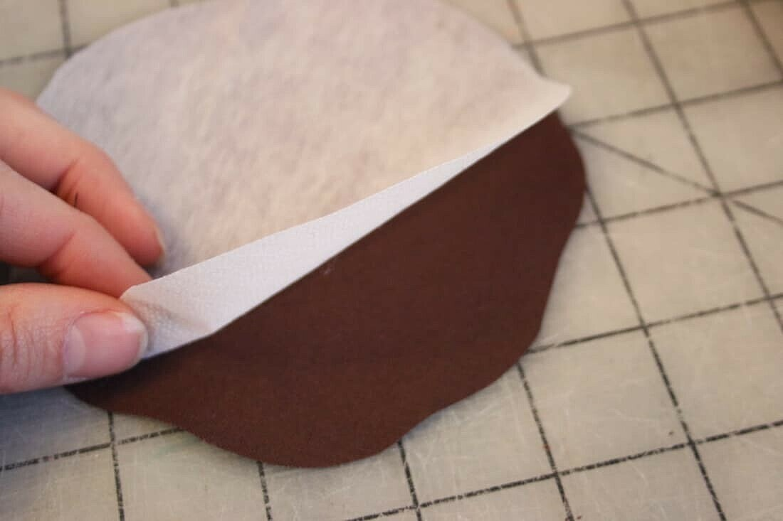 Фартук скарманом вформе пончика: мастер-класс