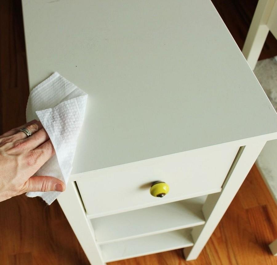 Как оклеить мебель самоклеящейся плёнкой: мастер-класс + хитрости исоветы