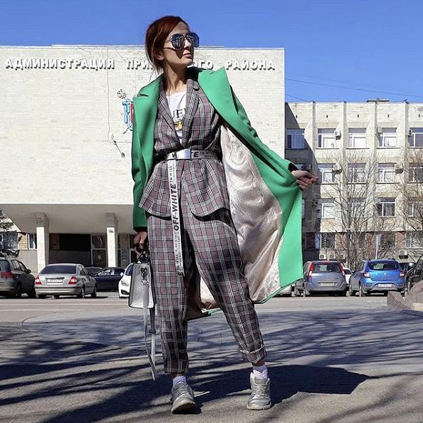 Весна-лето встиле Burda: что шьют вэтом сезоне Instagram-блогеры