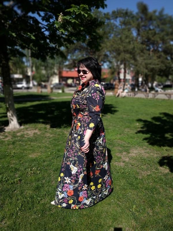 Платье-рубашка ,или День Пионерии