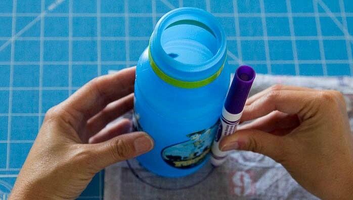 Сумки ичехлы длябутылок сводой: 3 мастер-класса разной сложности