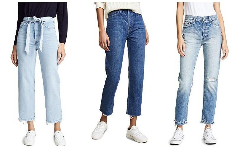 Модные джинсы налето 2019: 5 трендов