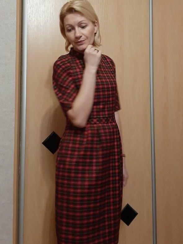 Удачное платье