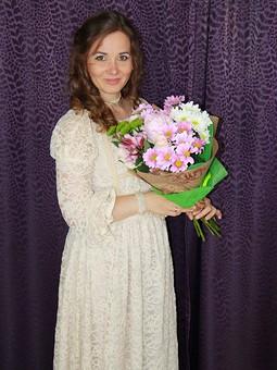Работа с названием Платье для воспитателя на выпускной в детском саду