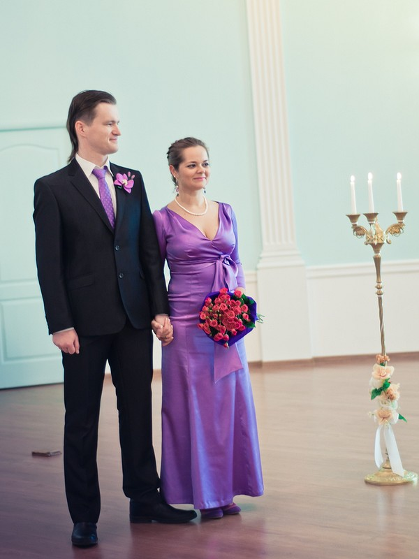Моё. Свадебное. от LilacRose