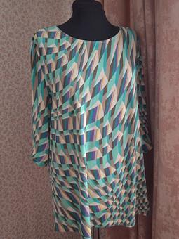 Работа с названием Блуза трикотажная