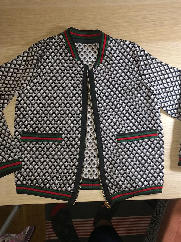 Куртка-бомбер от IrinaChemelkova