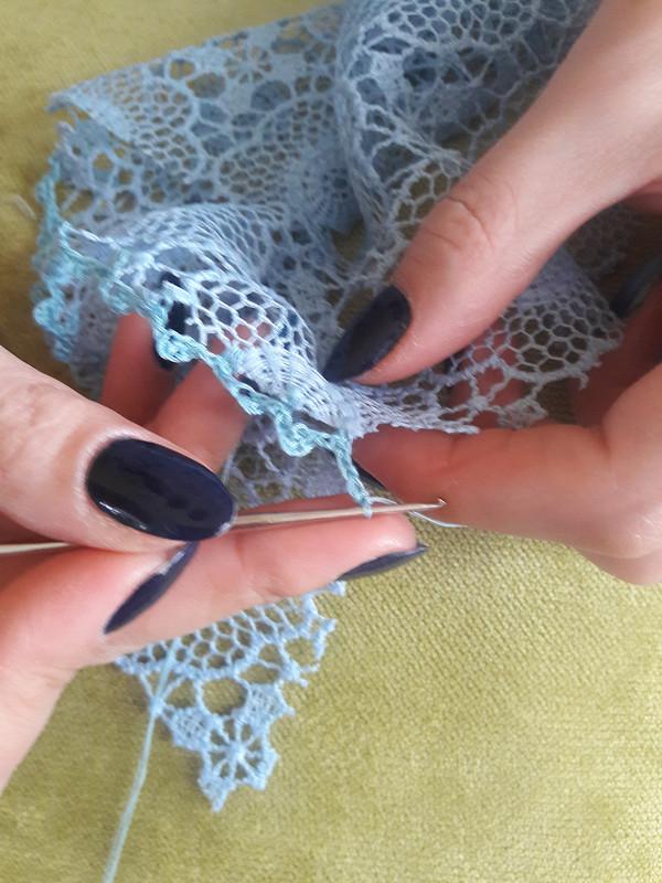 Проэкт «невесомое платье» от зеленТаня
