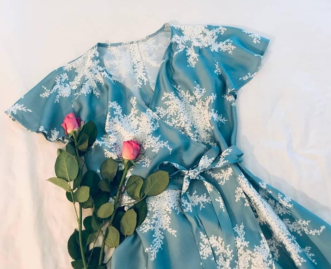 Как шитьё помогает сделать мечту реальностью: швейный instagram недели