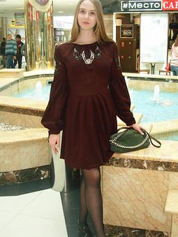 Работа с названием Эльфийское платье