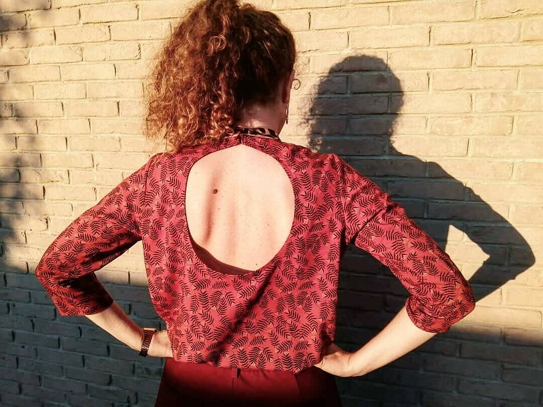Шикарный гардероб приограниченном бюджете: швейный instagram недели