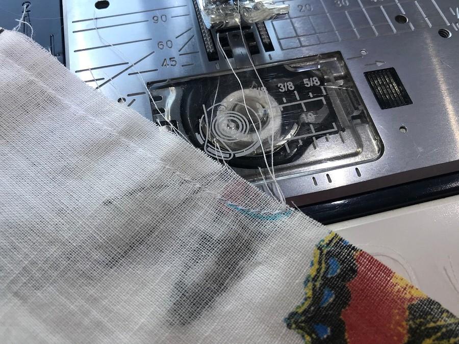 Как выполнить разрезы визделии сфранцузскими швами
