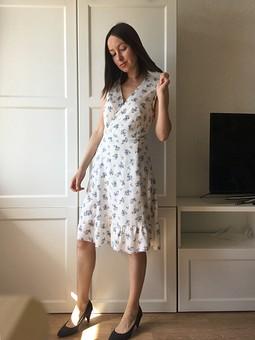 Работа с названием Платье Нежное