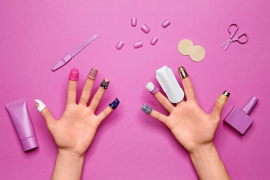 Виды напёрстков: выбираем надёжную защиту длярукодельных пальчиков
