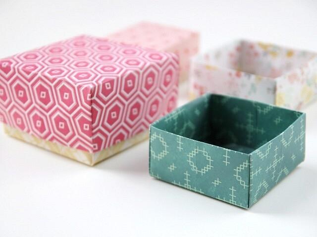 Бумага для изготовления коробочек