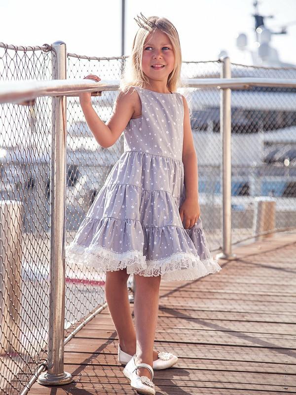 Хлопковая лихорадка - 3 платья